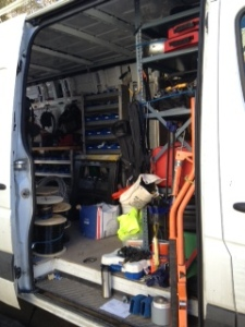 Encon Truck All Equipped for Installation